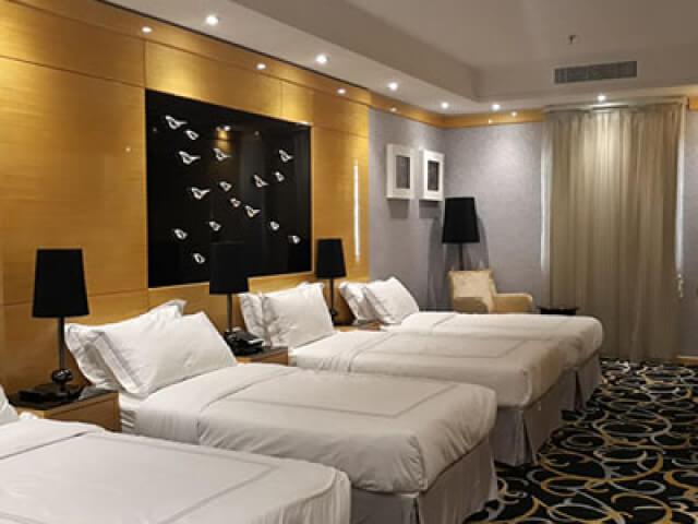 Hotel ROyal Majestic Mekkah (Quad rooms)